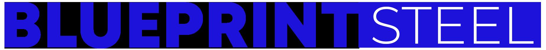 The Blueprint Steel Logo